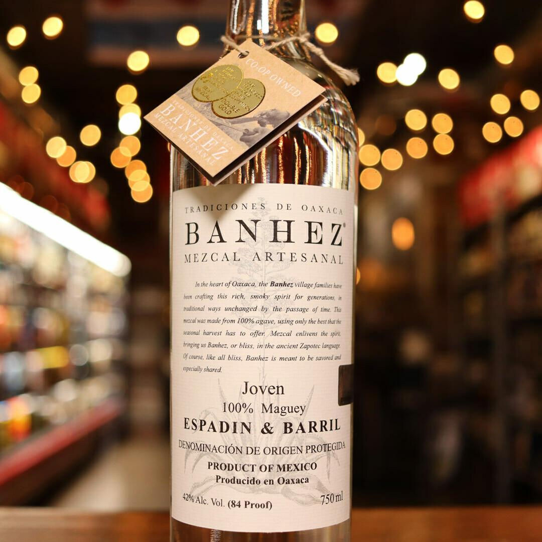 Banhez Mezcal 750 ml
