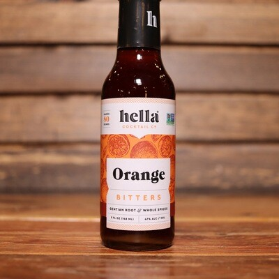 Hella Bitters Orange 5 oz.