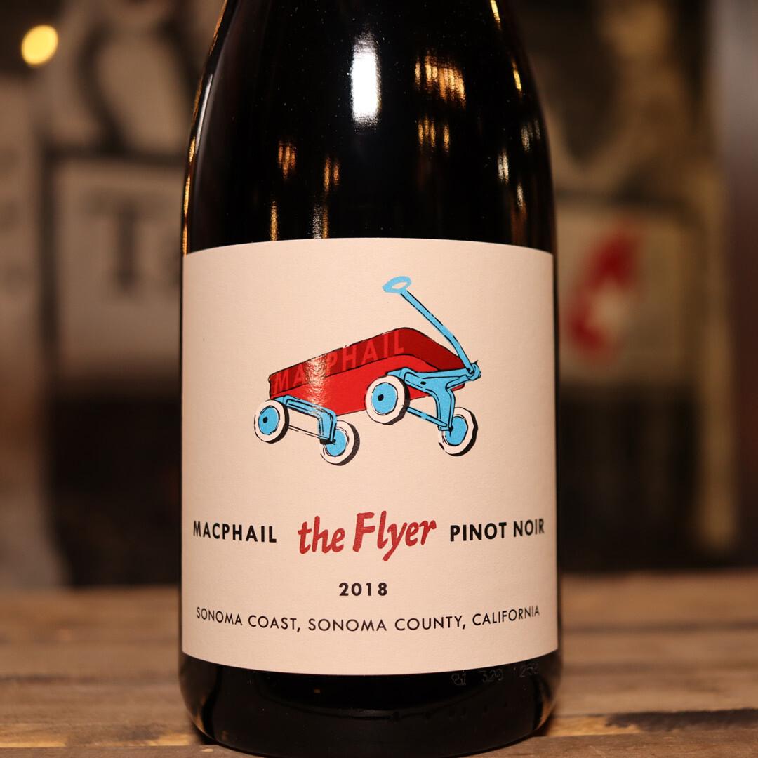 Macphail The Flyer Pinot Noir Sonoma California 750ml.