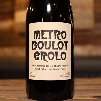 Metro Boulot Grolo Hodgson Loire Valley France 750ml