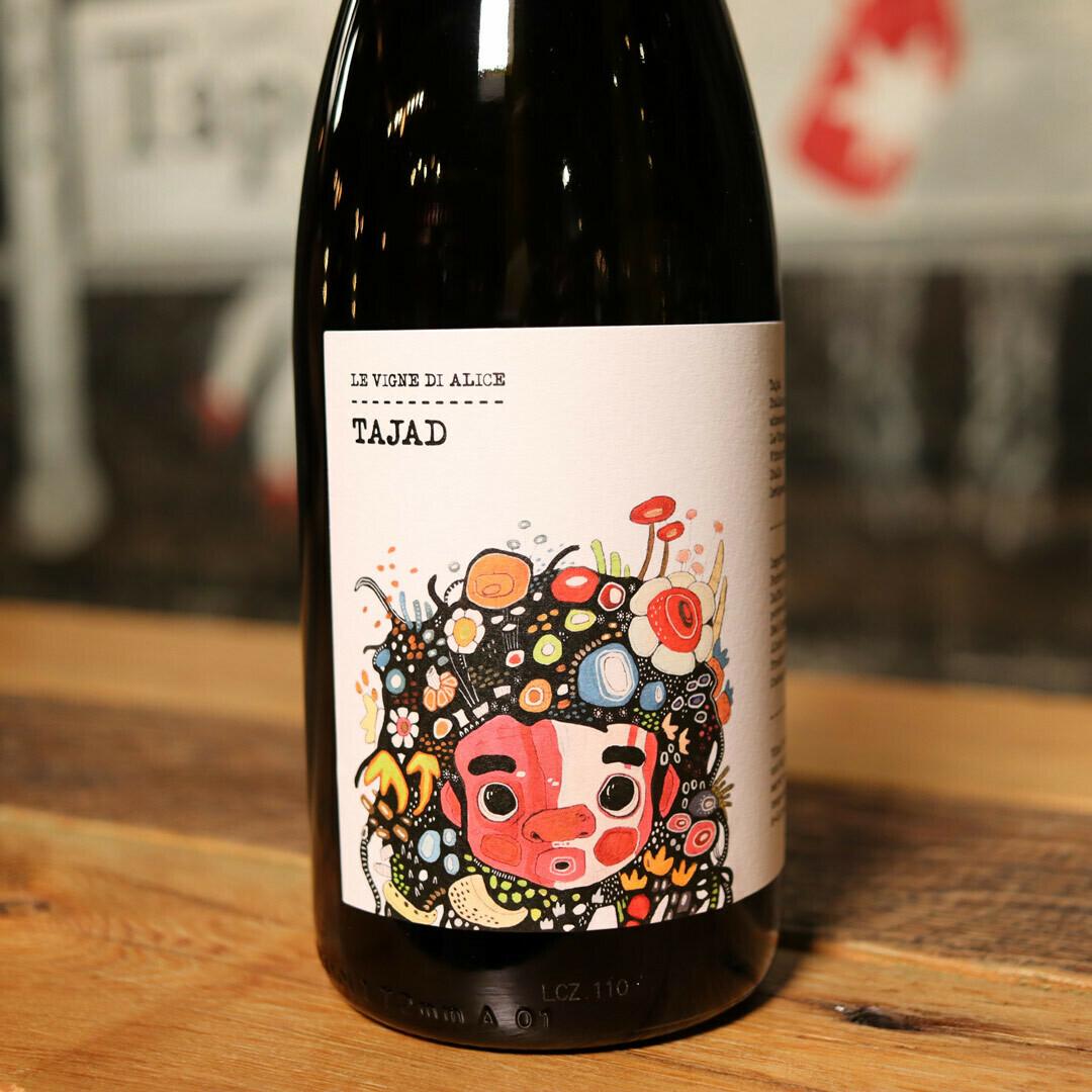 Le Vigne Di Alice Tajad Italian Sparkling Wine Secco Italy 750ml