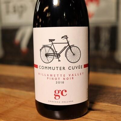 Grochau Cellars Commuter Cuvee Pinot Noir Willamette Valley Oregon 750ml.