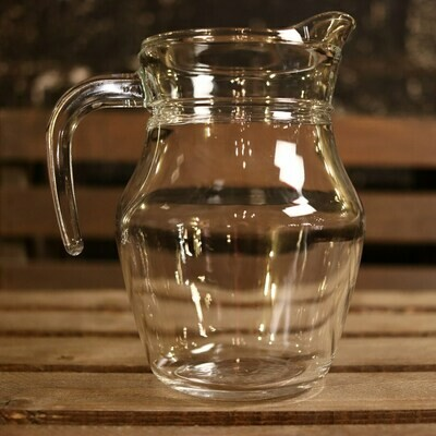 Bitter Pops Collectible Beer Pitcher Glass 16oz