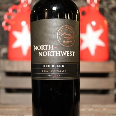 North By Northwest Red Blend Columbia Valley Washington 750ml.