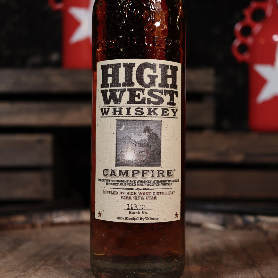 High West Whiskey Campfire 750ml.