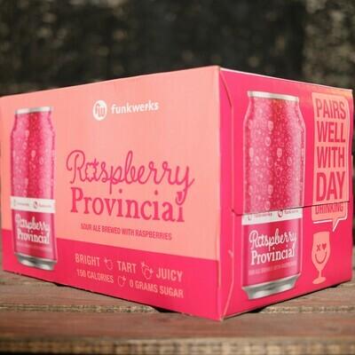 Funkwerks Raspberry Provincial Sour 12 FL. OZ. 6PK Cans