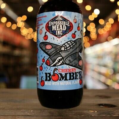 Unpossible Mead Cherry Bomber 500ml.