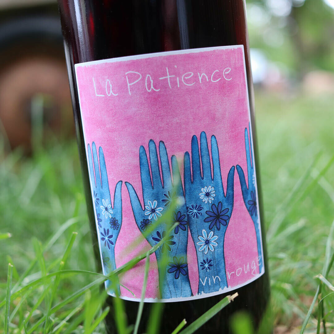 Domaine De La Patience Vin Rouge Red Blend France 750ml.
