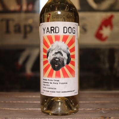 Red Heads Studio Yard Dog White Blend South Australia 750ml.