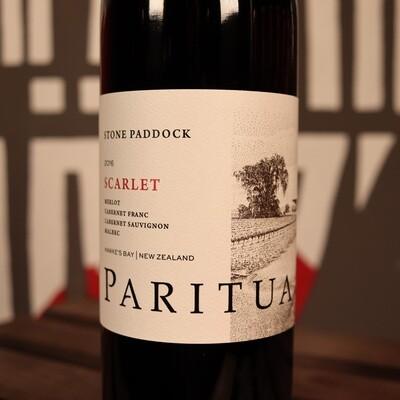 Paritua Stone Paddock Scarlet Red Blend New Zealand 750ml