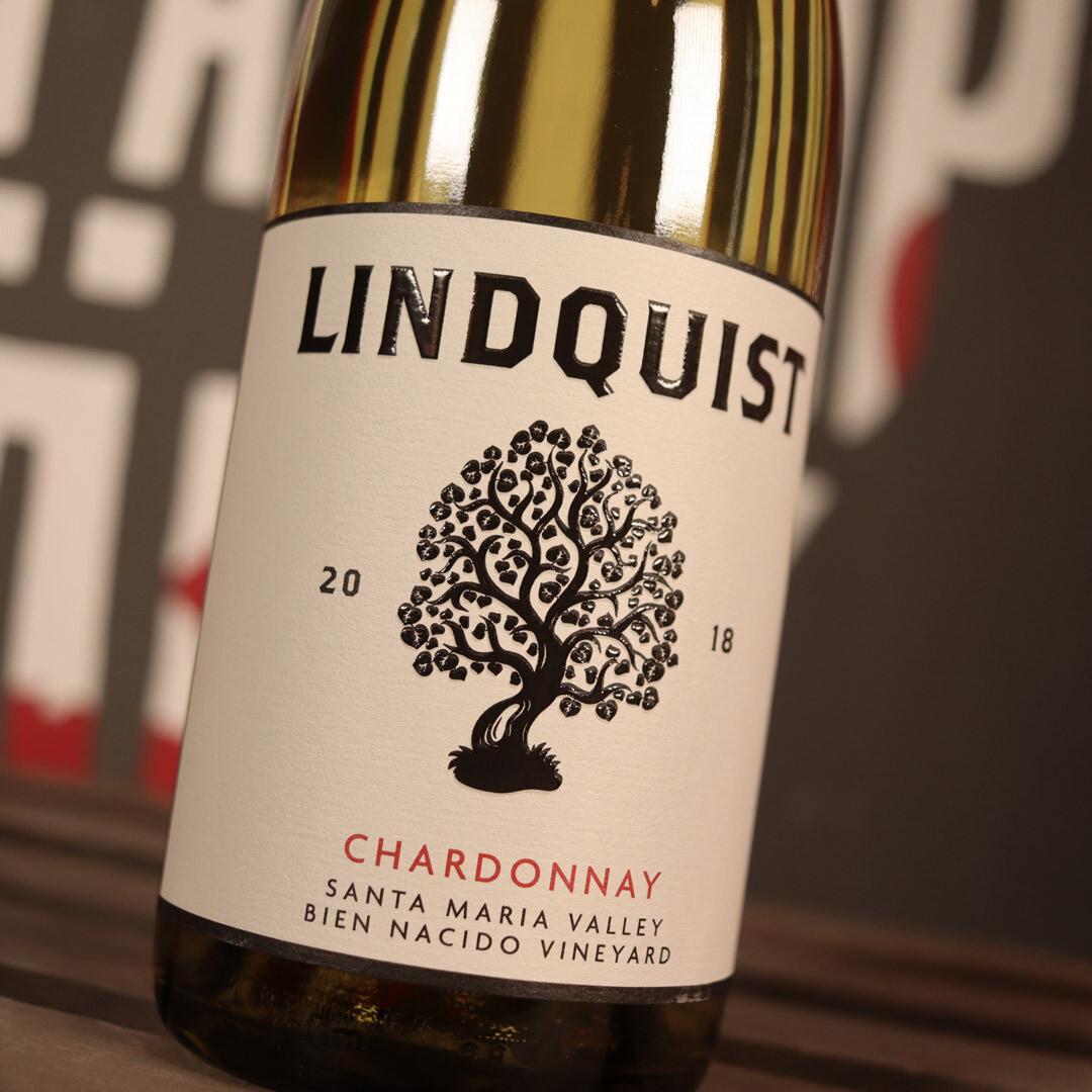 Lindquist Family Chardonnay Santa Maria Valley California 750ml.