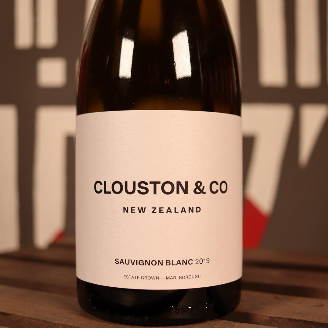 Clouston & Co. Sauvignon Blanc New Zealand 750ml.