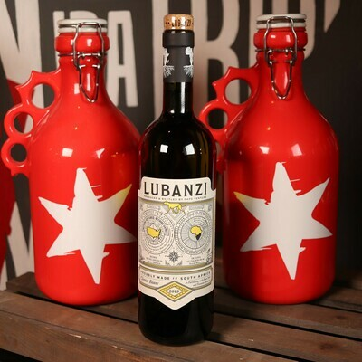 Lubanzi Chenin Blanc South Africa 750ml