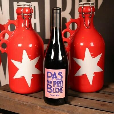 Pas de Probleme Pinot Noir France 750ml