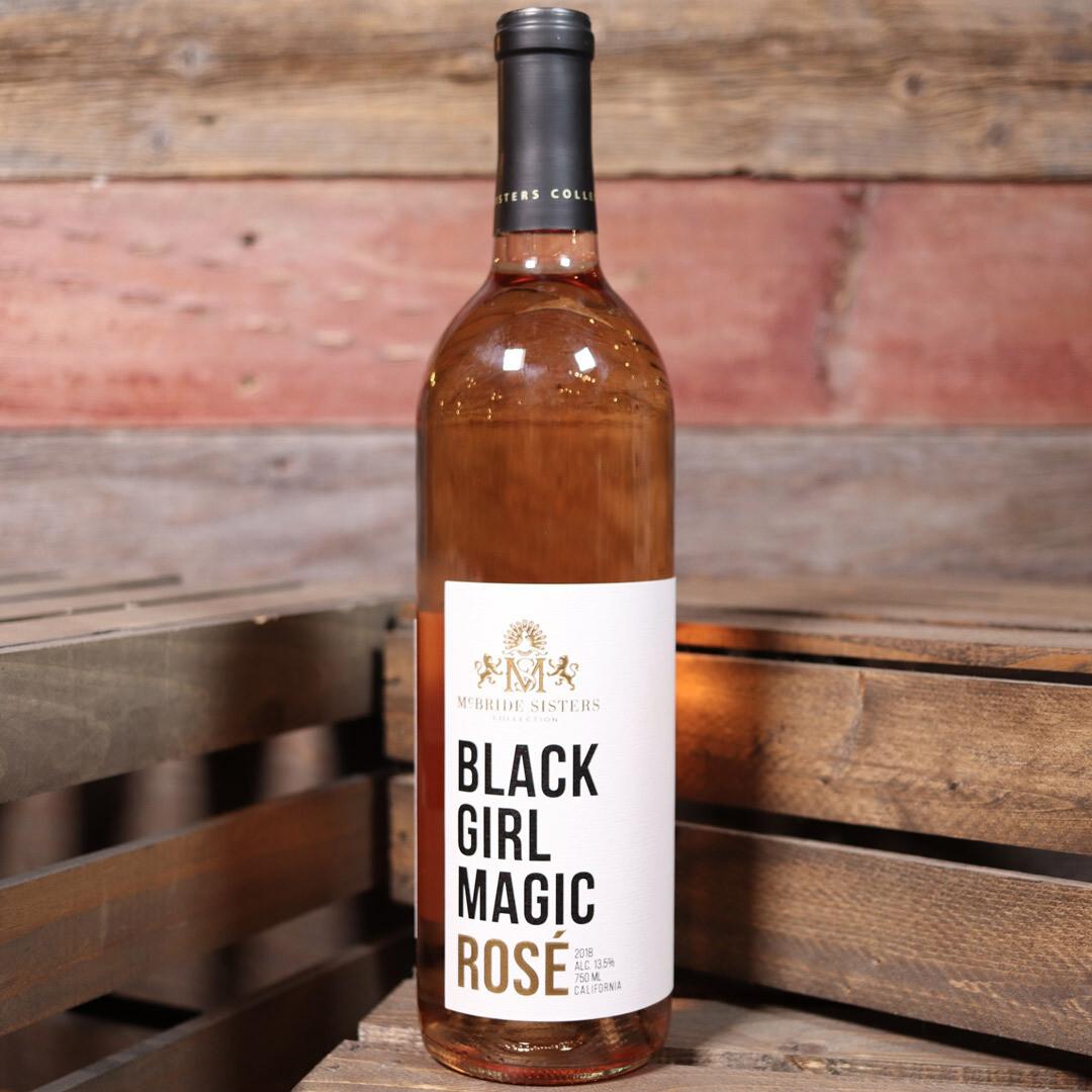McBride Sisters Black Girl Magic Rosé California 750ml
