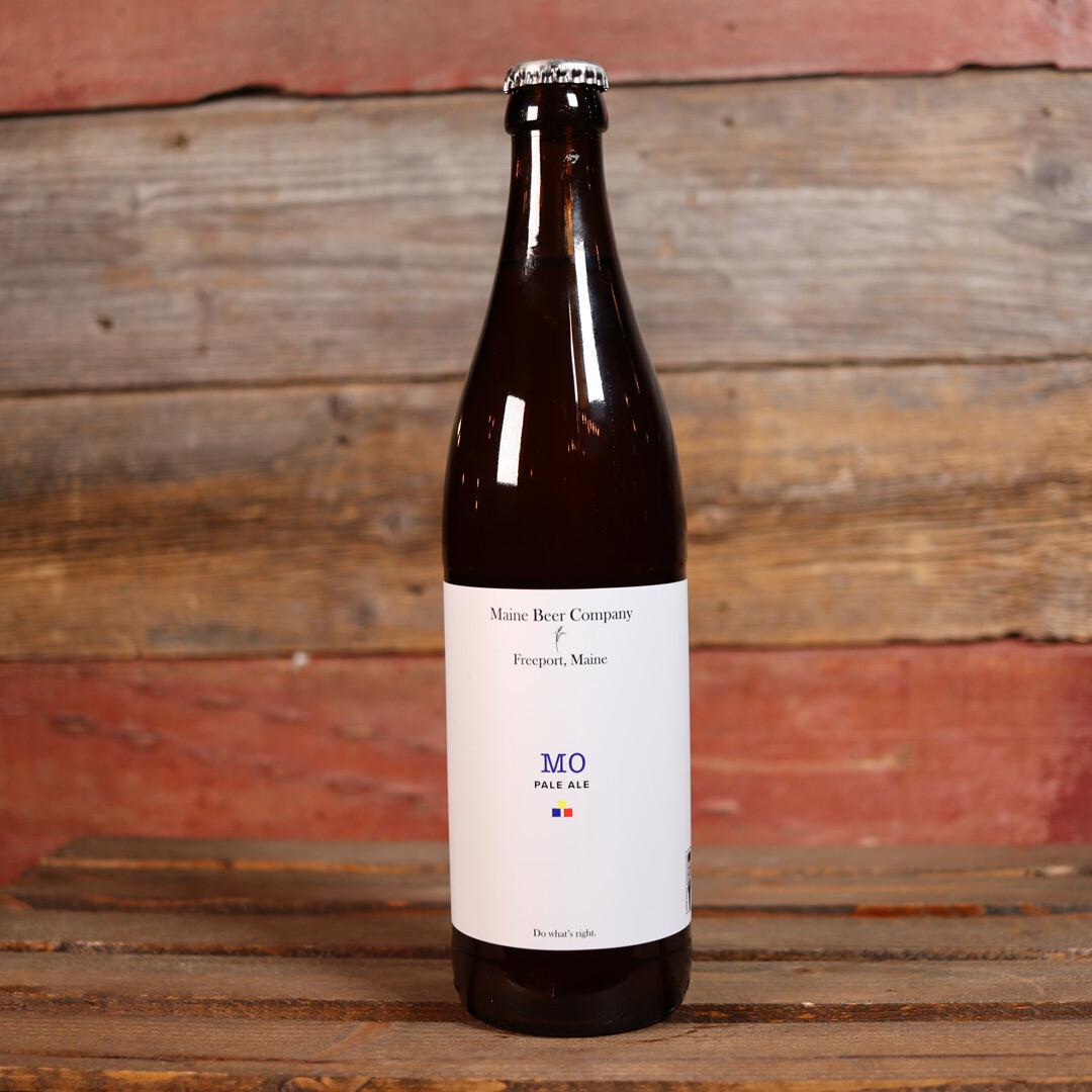 Maine Brewing Mo Pale Ale 16.9 FL. OZ.