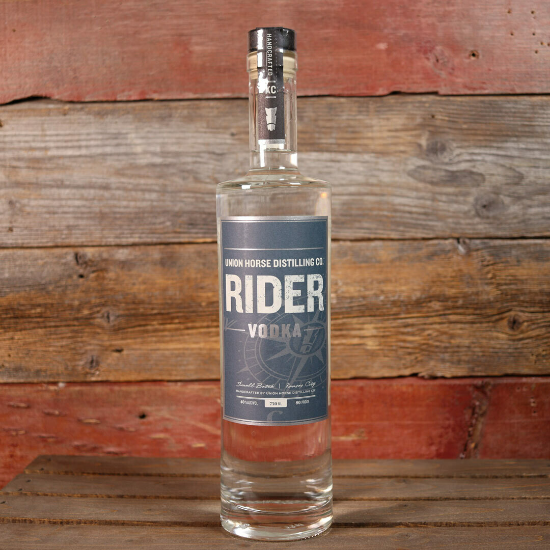Union Horse Rider Vodka 750 ml