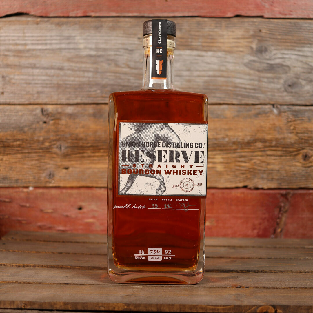 Union Horse Bourbon Reserve 750ml