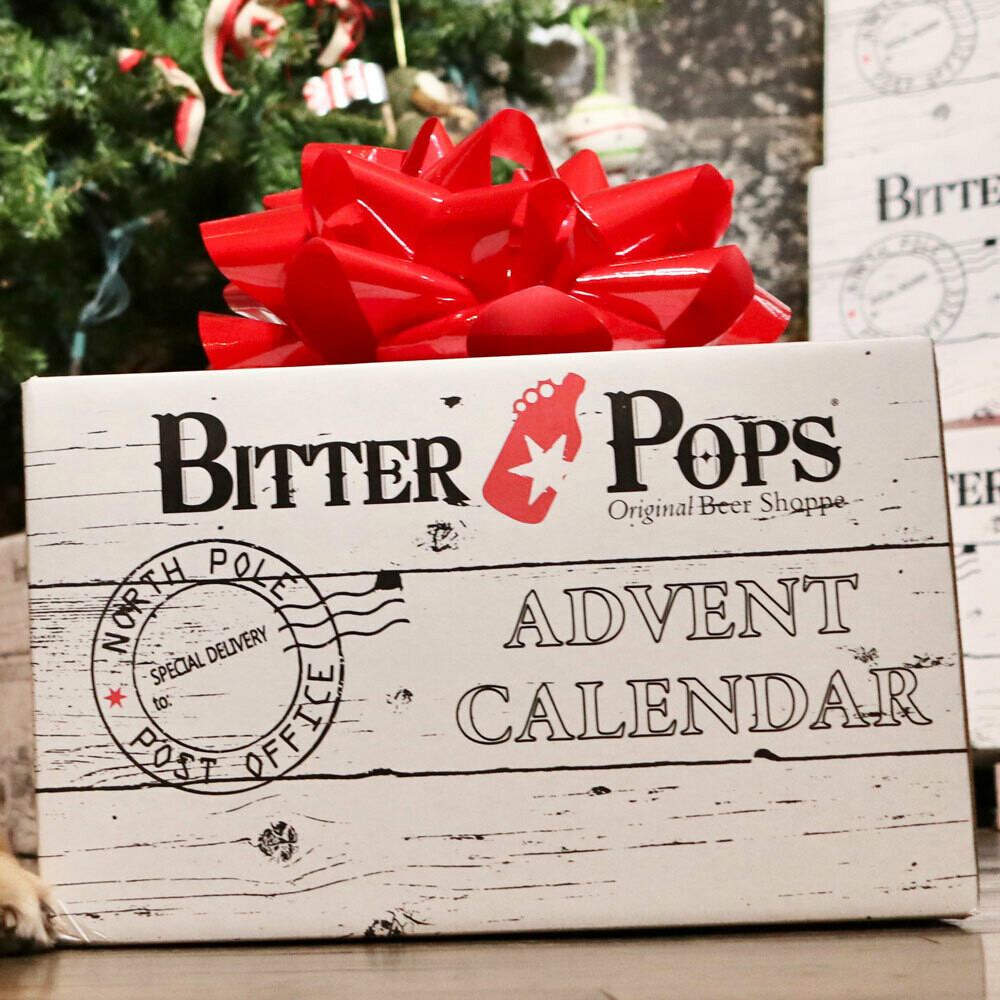 Bitter Pops 2020 Advent Calendar