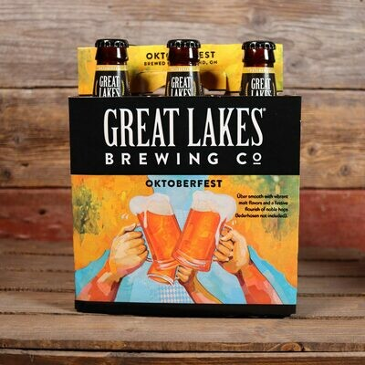 Great Lakes Oktoberfest 12 FL. OZ. 6PK