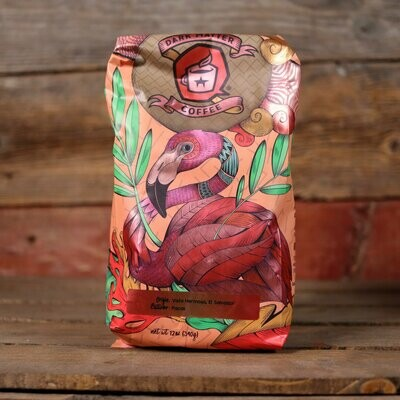Dark Matter Aire Vista Hermosa Whole Bean Coffe 12oz Bag