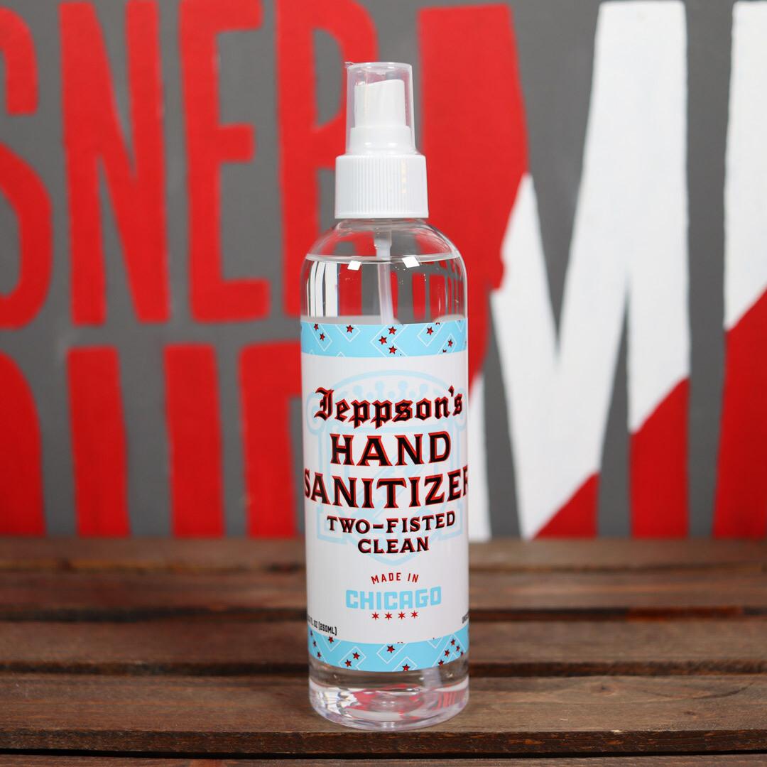 Jeppson's Hand Sanitizer 250ml.