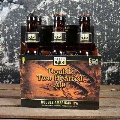 Bell's Double Two Hearted Ale DIPA 12 FL. OZ. 6PK
