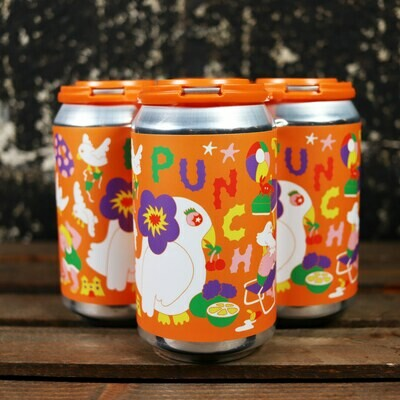 Prairie Artisan Ales Prairie Punch Sour Ale w/Blackberry, Cherry, & Lime 12 FL. OZ. 4PK Cans