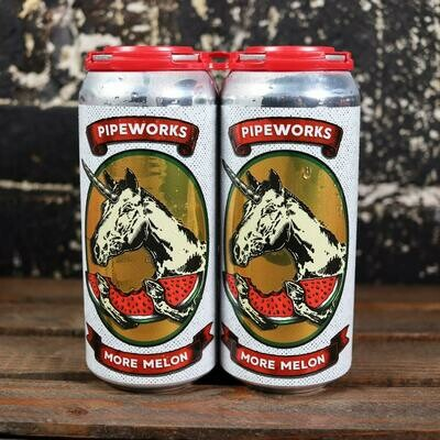 Pipeworks More Melon Pale Ale 16 FL. OZ. 4PK Cans