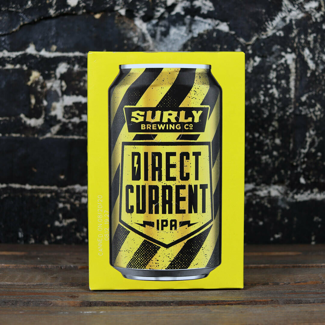 Surly  Direct Current IPA 12 FL. OZ. 6PK Cans