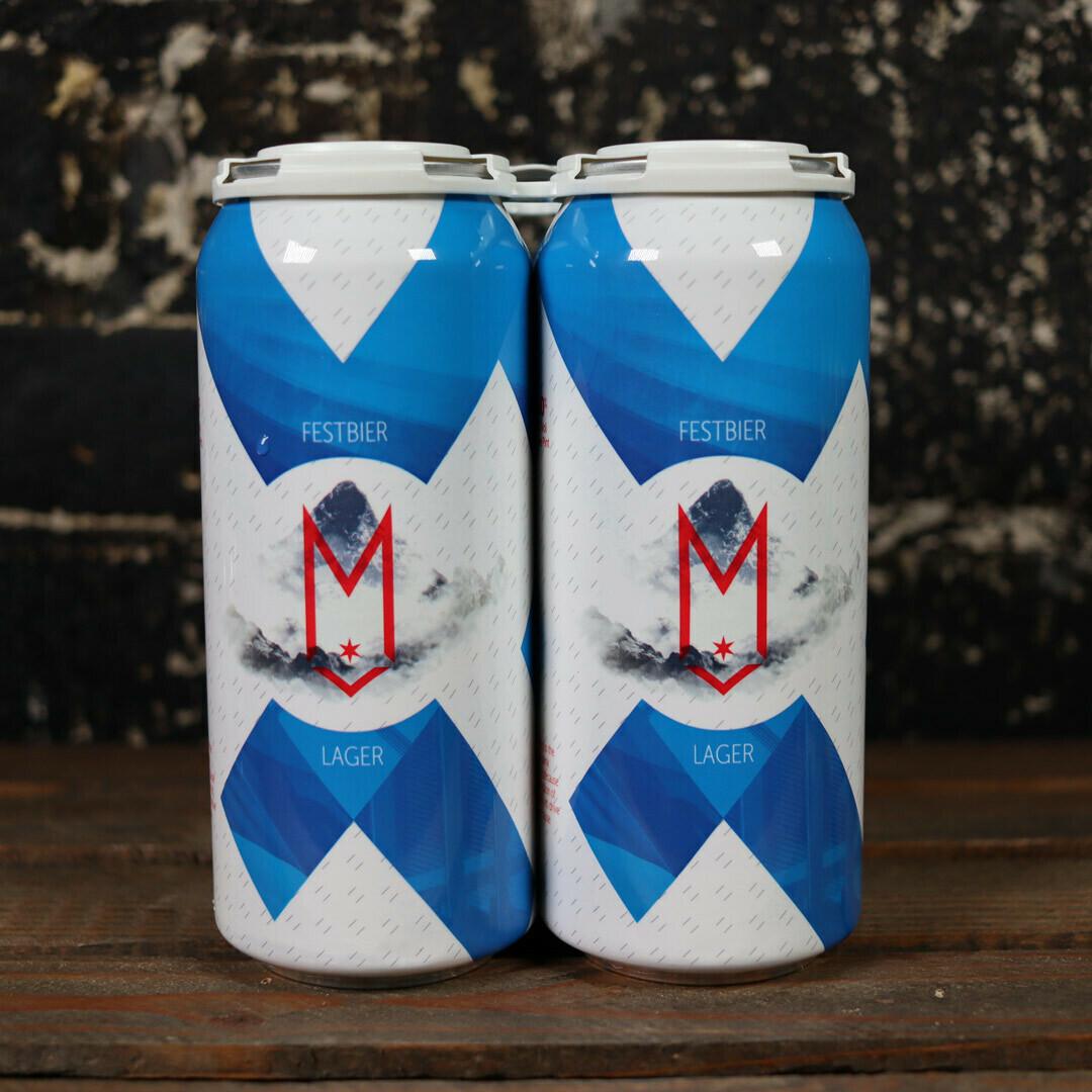 Maplewood Festbier 16 FL. OZ. 4PK Cans