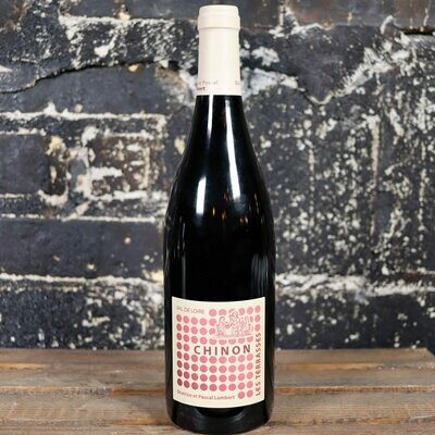 Beatrice et Pascal Lambert Less Terrasses Chinon Cabernet Franc France 750ml.