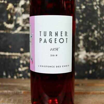 Turner Pageot 48 hrs Grenache & Syrah Blend France 750ml.