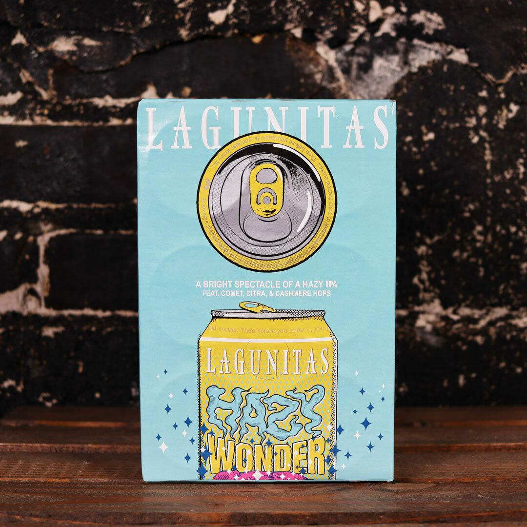 Lagunitas Hazy Wonder IPA 12 FL. OZ. 6PK Cans