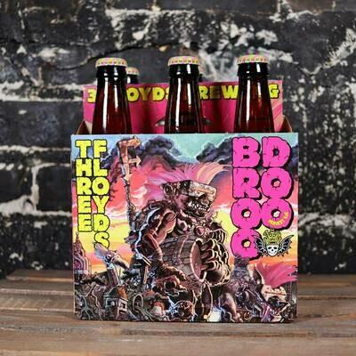 Three Floyds Broo Doo Harvest Ale 12 FL. OZ. 6PK