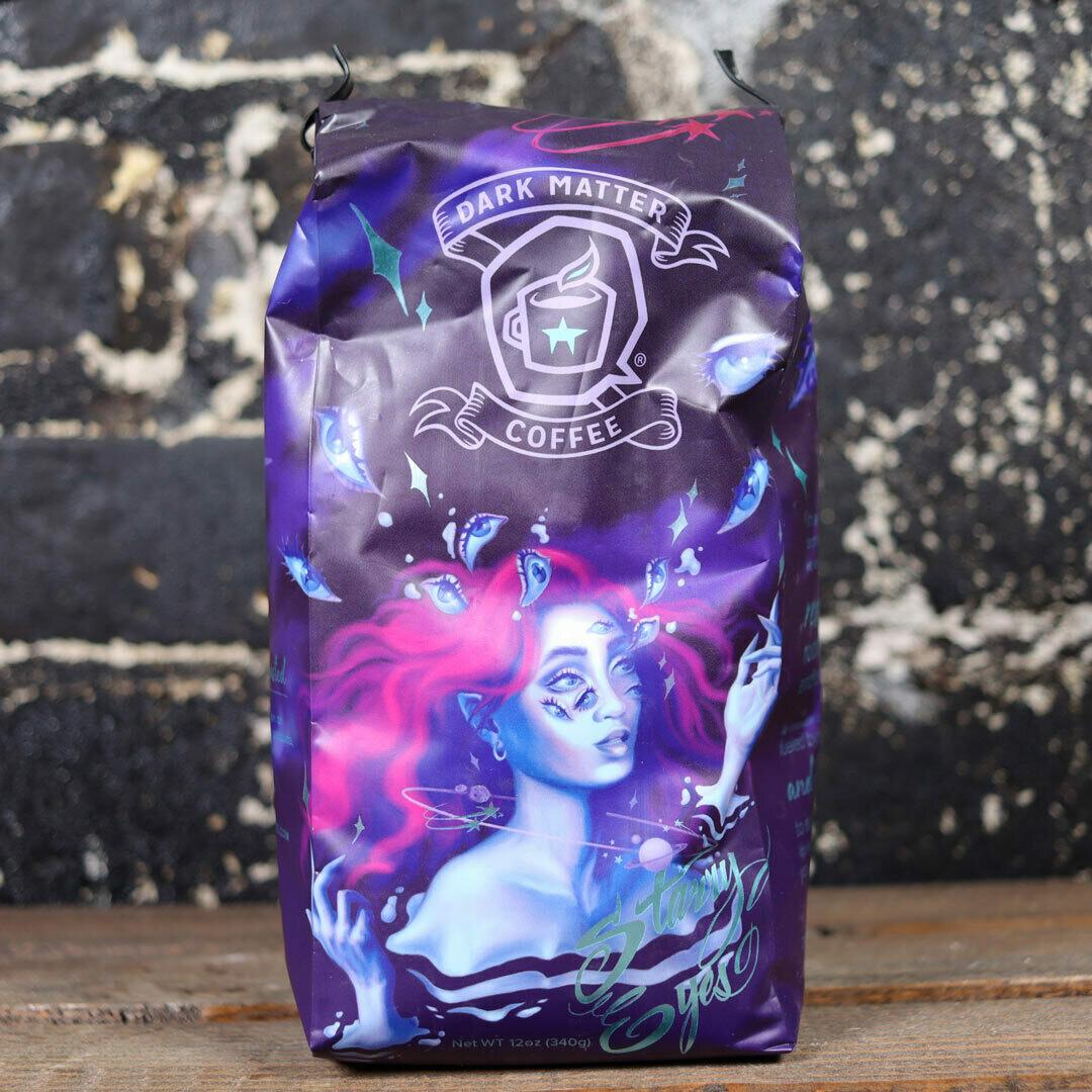 Dark Matter Starry Eyes Whole Bean Coffee 12oz Bag