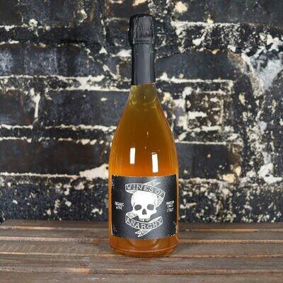 Cirelli Wines of Anarchy Frizzante Sparkling White Abruzzo Italy 750ml.