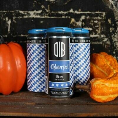Old Irving Oktoberfest 16 FL. OZ. 4PK Cans