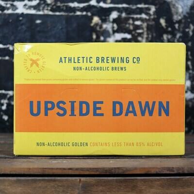 Athletic Upside Dawn N/A Golden Ale 12 FL. OZ. 6PK Cans
