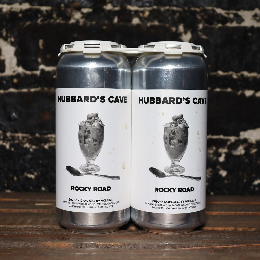 Hubbard's Cave Rocky Road Stout 16 FL. OZ. 2PK Cans