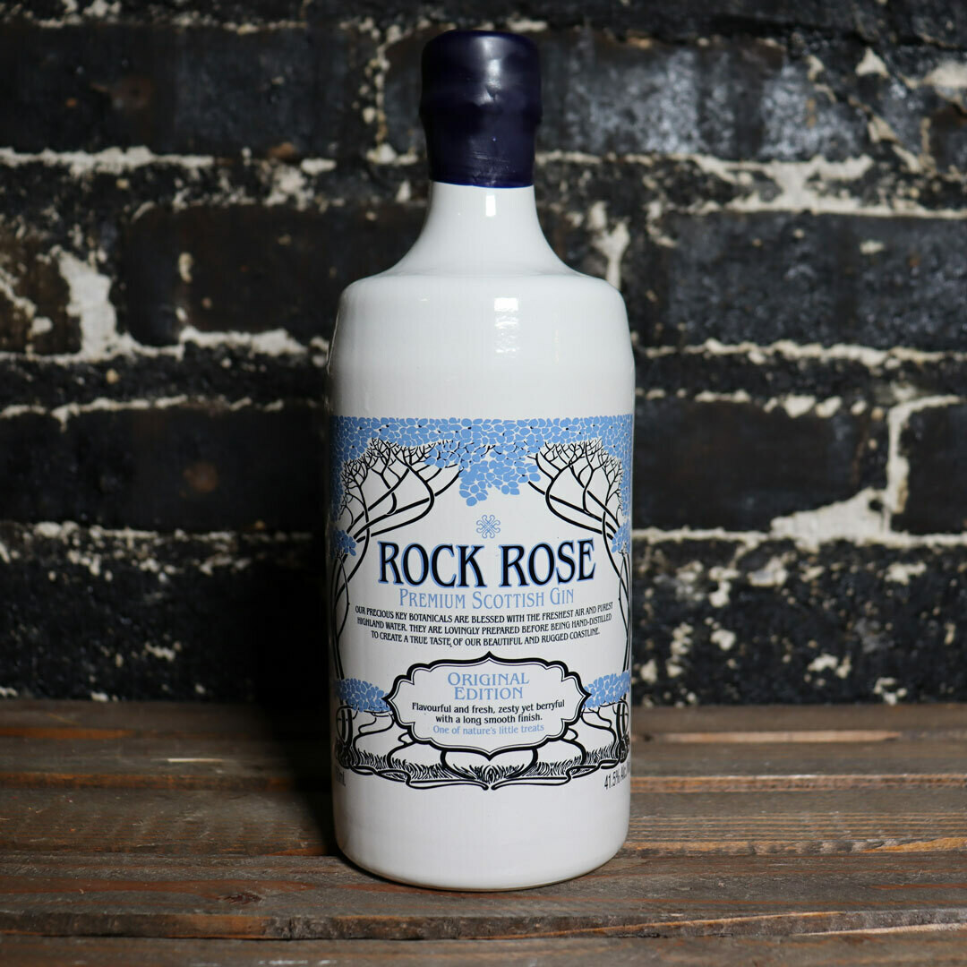 Rock Rose Scottish Gin 750ml.