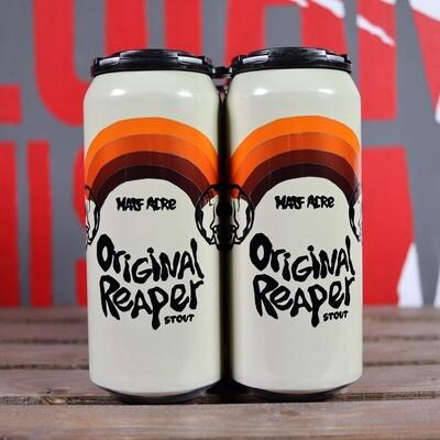 Half Acre Original Reaper Stout 16 FL. OZ. 4PK Cans