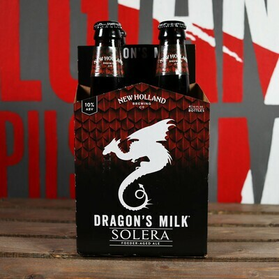 New Holland Dragon's Milk Solera Foeder-Aged Ale 16 FL. OZ. 4PK