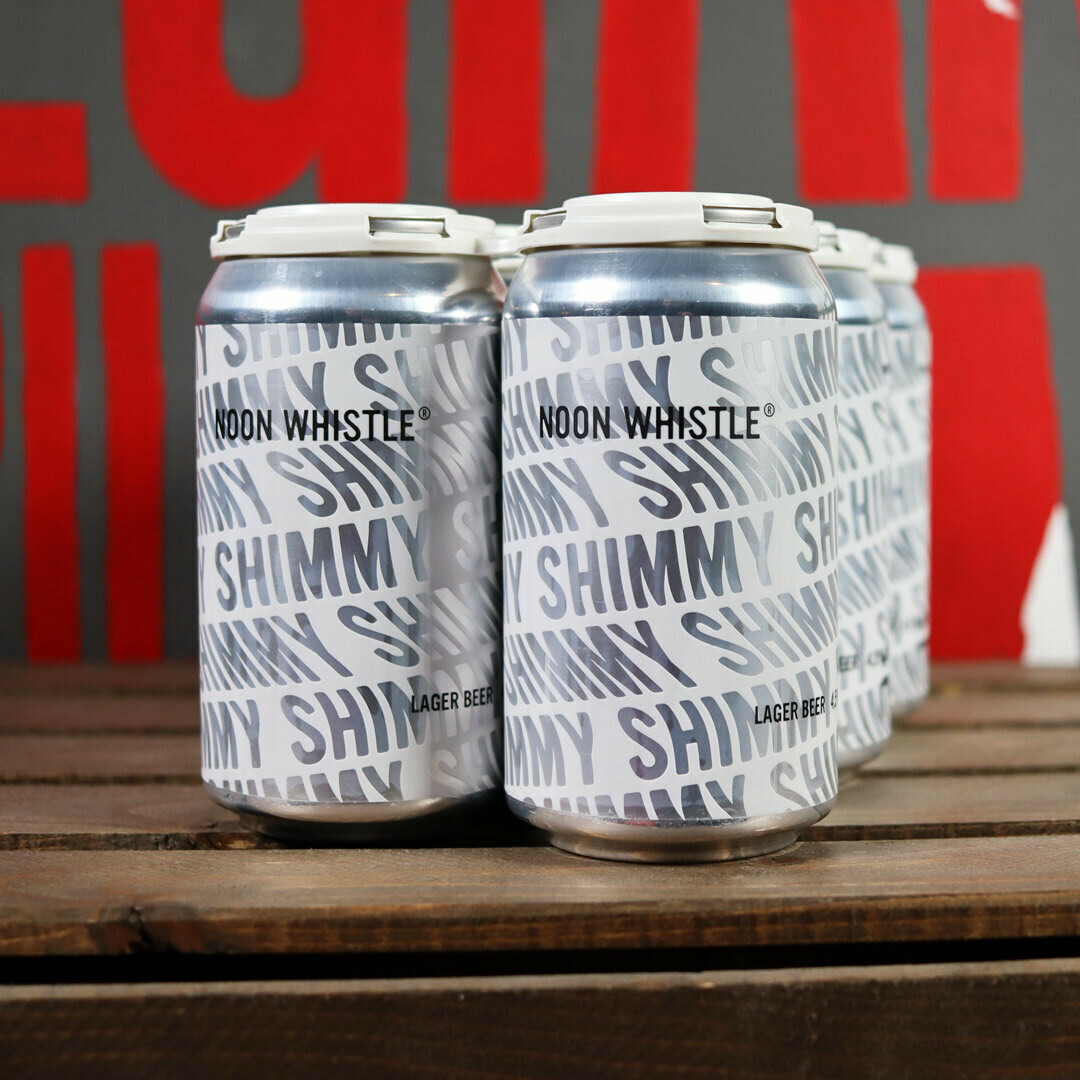 Noon Whistle Shimmy Lager 12 FL. OZ. 6PK Cans