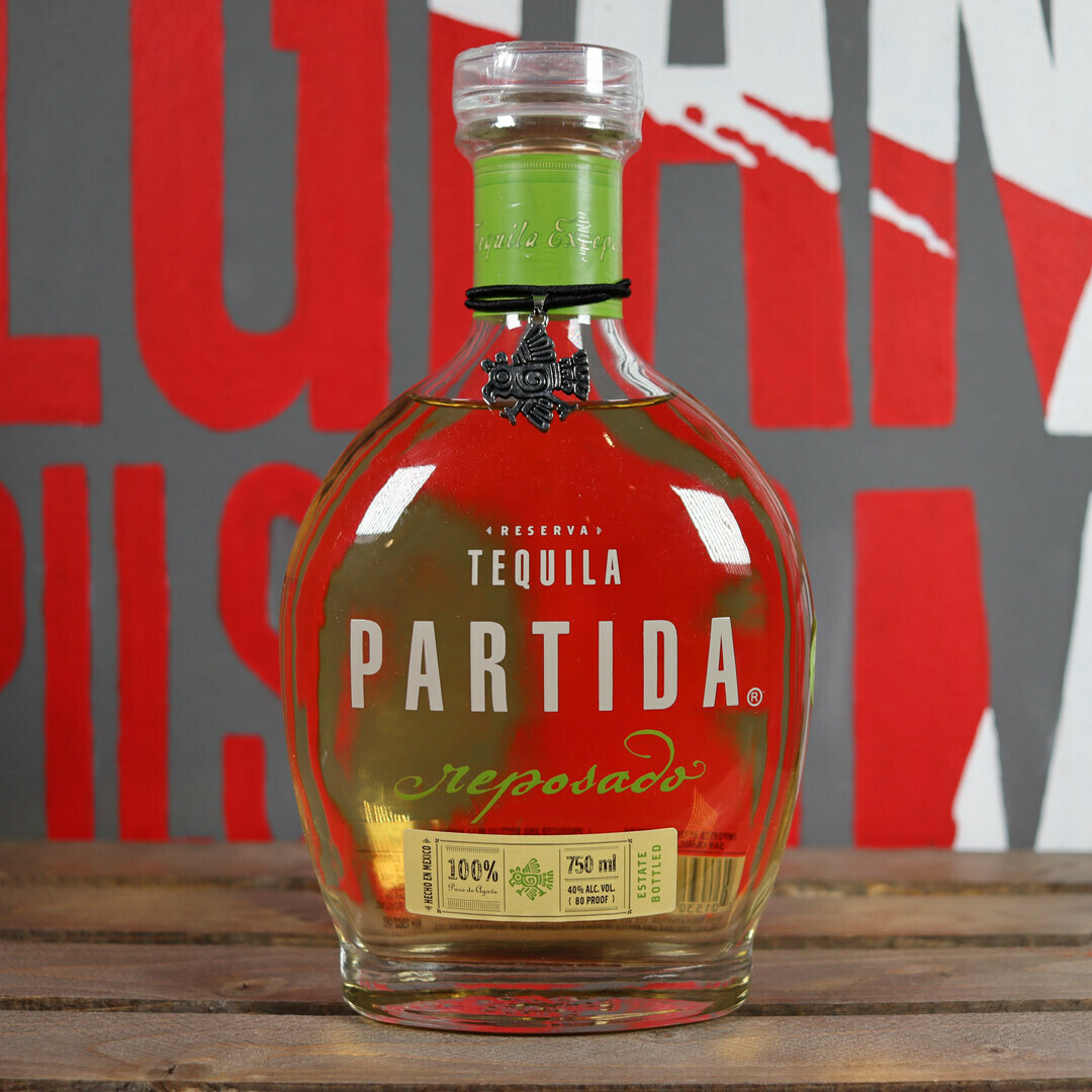 Partida Reposado Tequila 750ml.