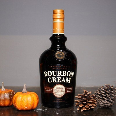 Buffalo Trace Bourbon Cream 750ml.