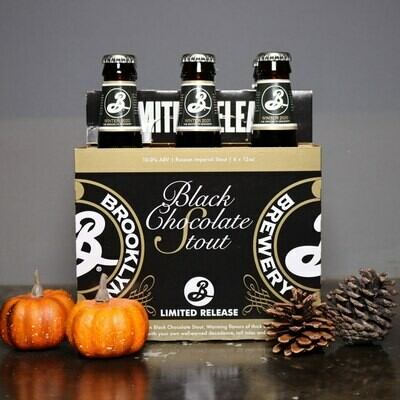 Brooklyn Black Chocolate Stout 12 FL. OZ. 6PK