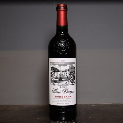 Chateau Haut Pourjac Bordeaux France 750ml.