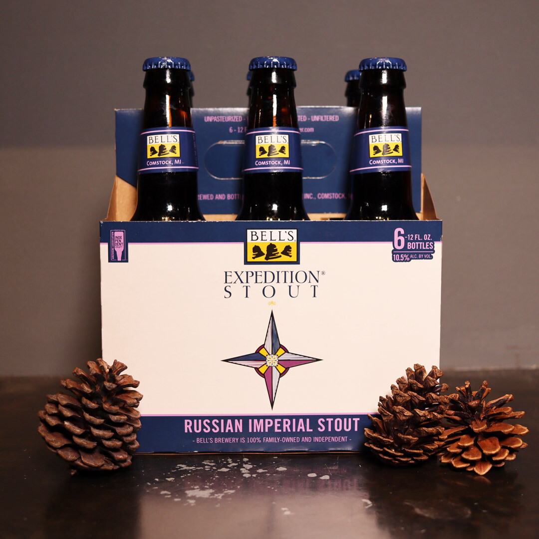 Bell's Expedition Stout 12 FL. OZ. 6PK
