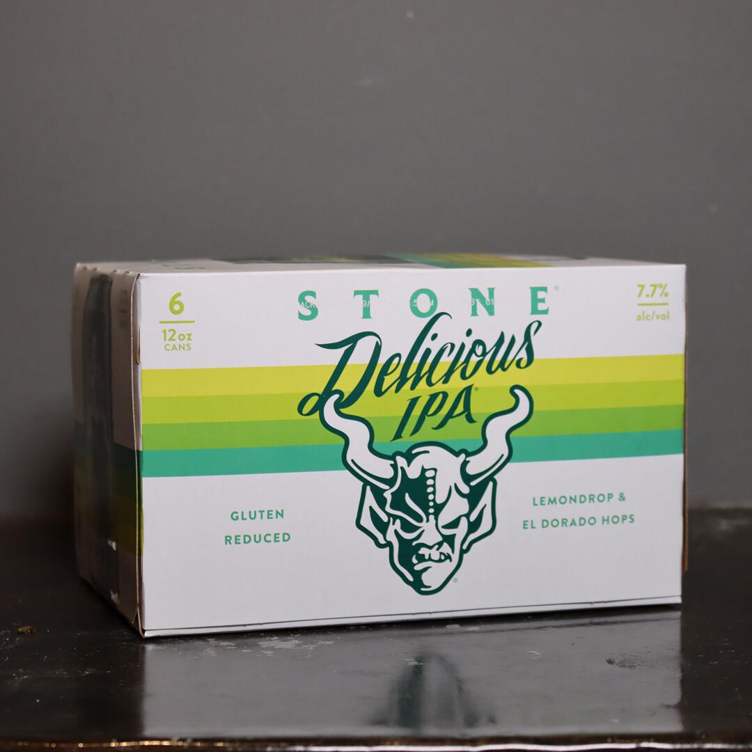 Stone Delicious IPA 12 FL. OZ. 6PK Cans